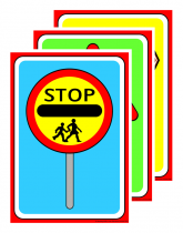 4. Road Signs Poster Pack