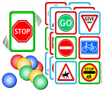 1. Road Signs Lotto