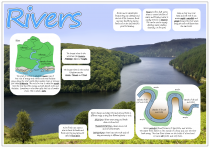 4. Rivers Poster