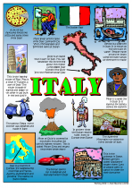 6. Italy Poster