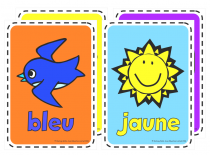 French Colours Poster Pack