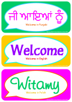 4. Welcome Pack
